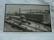 Hartford Wi Wisconsin Railroad Depot And The Kissel Motor Car Co. Rppc Postcard