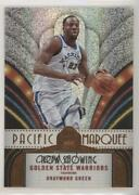2017-18 Panini Crown Royale Pacific Marquee Draymond Green Pm-14