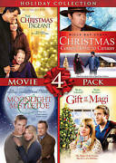 Holiday Collection 4 Pack Christmas Pageant Dvd, 2013, 2-disc Set New