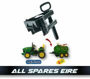 Peg Perego To Rolly Toys Hitch Adapter John Deere Ground Force Tractor And More
