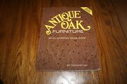 1997 Values Antique Oak Furniture An Illustrated Value Guide By Conover Hill