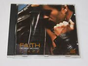 Faith By George Michael Cd 1987 Cbs Records Look At Your Hands Monkey Hard Day