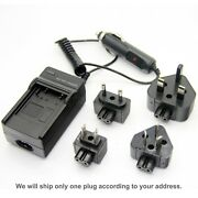 Homeandcar Wall Battery Charger For Toshiba Pdr-bt3 Pdr-t20 Pdr-t30 Pdr-5300