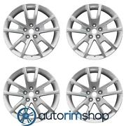 New 18 Replacement Wheels Rims For Chevrolet Malibu 2008-2012 Set Machined W...