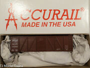 Accurail Ho 71091 40' Wood Boxcar Milwaukee Road