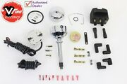 Single Fire Electronic Ignition Distributor W/ Coil Knuckle Pan Shovel Ohv Rigid