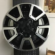 18 Off Road Style Wheels Rims 5x150 Brand New Set Of 4 Fits Toyota Tundra