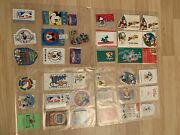 Rare Antique Vintage Misc Disney Collectible Tags Paper Plates Luggage Tags 1
