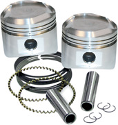 S And S Cycle 92-2026 Super Stock Piston Kits 3 1/5 Bore Standard