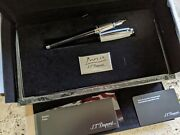 S.t. Dupont Dove Line D Fountain Pen Limited Edition