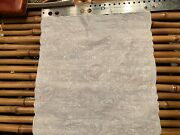 Vintage Bridal Linen Wedding Hanky Embroidered Needle Lace Hand Made Hankie