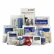 First Aid Only 10 Person Ansi Class A Refill 71 Pieces
