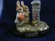 Beswick Beatrix Potter Hiding From The Cat Bp8c Number 3055