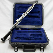 Selmer Oboe Student Model 1492 Great Condition Sturdy Case Plays Perfectly