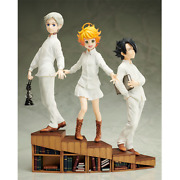 Aniplex The Promised Neverland 1/8 Scale Figure Norman Emma Ray 3 Set F/s Japan