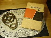 Vintage Perfect Circle 9-3019 3 Pc. Timing Gear Assembly New - Old Stock