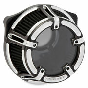 Arlen Ness 18-961 Contrast Method Clear Series Stage 1 Air Cleaner 08-16 Tbw New
