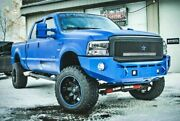 Painted 99-07 Ford F250 F350 Super Duty Oe Fender Flares Factory Color Match