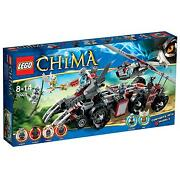 New Lego 70009 Chima Worrizand039s Combat Lair Retired New In Sealed Box Christmas