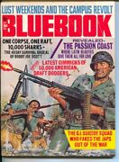 Bluebook 10/1969-cycle Slaughter-g.i. Suicide Squad-vietnam-cheesecake-vg