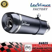 8482s Exhaust Complete Leovince Yamaha Yzf 600 R6 2012- Factory S Carbon/carbo