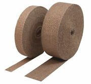 Thermo Tec Exhaust Wrap Copper Color 2in. X 50ft. 11032