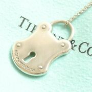 Authentic And Co. Necklace Rock Emblem Sterling Silver 9315