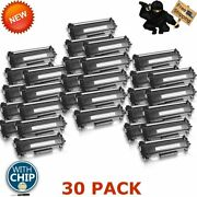 30 Pack Tn760 With Chip New Toner Tn730 Compatible For Brother Hl-l2350dw