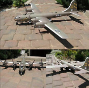 Boeing B-29 Superfortress Bomber Bombardment Aircraft Paper Model Kit 147