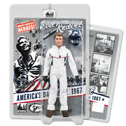 Evel Knievel 8 Inch Action Figures Series Caesarandrsquos Palace Jumpsuit Variant