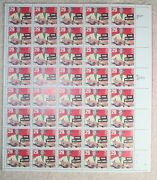 2723a Us Hank Williams - Music Never Hinged Sheet 11.2 X 11.5 Issued Year 1993