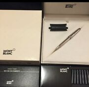 Jewelery Collection Fountain Pen Mozart Size Nibef Ink Cartridge Type