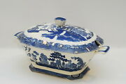 Johnson Brothers Willow Blue Soup Tureen Nce