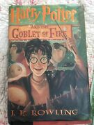 Harry Potter Books Hardcover First Edition July 2000