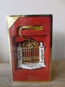Lenox Ornament First Year In The New Home Original Tags Bon/ 6260251 Fs