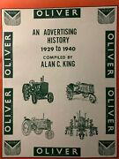 Oliver Hart Parr Ag Farm Tractor 1929 To 1940 Sales Advertising History Catalog