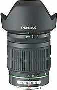 Pentax Wide Angle Lens Da16 45mm F4edal Ist D Dee 45f4 Edition Series Collection