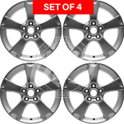 Four 17 Replacement Alloy Wheel Rim Fits Mazda 3 2004 2005 2006, Aly64861u20n