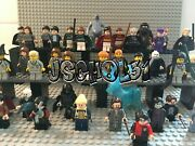 Lego Harry Potter Minifigures Lot - You Pick - From Vintage And Modern Sets