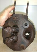 Head For 6hp Ihc M Spark Plug Style Old Antique Gas Engine Very Nice