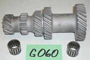 Used Oem ... 1968 - 1980 Mgb 4 Synchro Gearbox Laygear W/cage Bearings G060