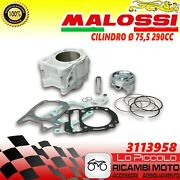 Malossi Thermal Unit Cylinder Andoslash75 5 4t Sp.16 Piaggio Beverly Carnaby X7 300