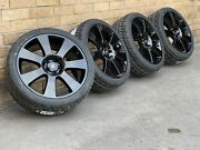 4x Genuine Range Rover Vogue Autobiography Alloy Wheels 22 And New Tyres Sport