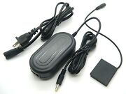 Ac Power Adapter + Cp50 Dc Coupler For Fujifilm Finepix F900exr Real 3d W3