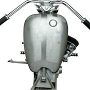 Drag Specialties One-piece Extended Gas Tank W/ Screw-in Cap Ds-390071