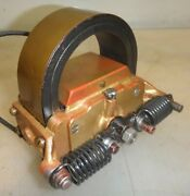 Webster K Brass Body Low Tension Magneto Hit And Miss Gas Engine Very Hot Hot Hot
