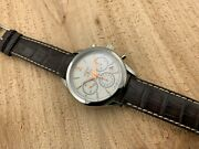 New Longines Stainless Steel Automatic 41mm Column Wheel Chronograph L27504762