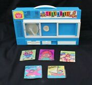 Hasbro Romper Room / Vintage Talk About Toy / Kidschildrens Record Phono Player
