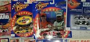 Dale Earnhardt Sr And Jr Items