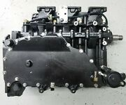 5006742 Evinrude 2006-07 Etec Complete Cylinder Block 75 90 Hp 3 Cyl For Parts